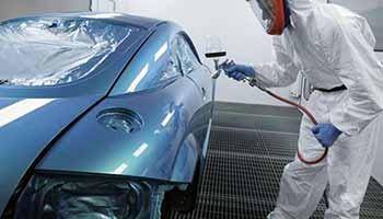 Покраска автомобиля | Кузовной ремонт автомобиля
