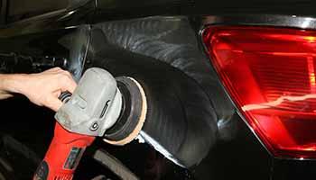 Удаление царапин на кузове автомобиля | Кузовной ремонт автомобиля