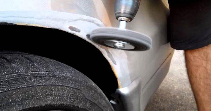 Как восстановить гниющие арки автомобиля