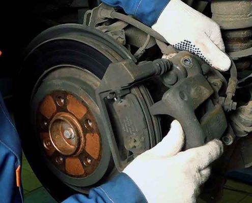 Правила ухода за тормозной системой автомобиля